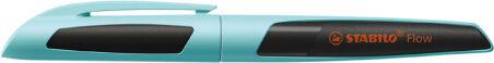 STABILO Stylo à plume Flow SPORTY M, noir/bleu