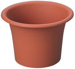 orthex Pot de fleurs BOTANICA, diamètre : 450 mm, terracotta