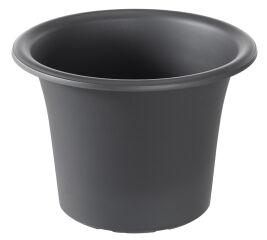 orthex Pot de fleurs BOTANICA, diamètre : 300 mm, noir