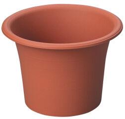 orthex Pot de fleurs BOTANICA, diamètre : 400 mm, terracotta