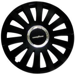 GOODYEAR Enjoliveur 'Reno', 14' (35,56 cm), noir