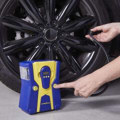 GOODYEAR Compresseur 3en1, pression max. 6,8 bar