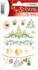 HERMA Stickers de Noël CREATIVE 'Rêves de Noël'