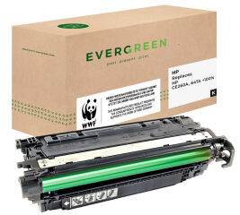 EVERGREEN Toner EGTHP321AE remplace hp CE321A/128A, cyan
