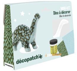 décopatch Kit papier mâché 'Dinosaure', 5 pièces