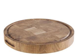 APS Planche pour buffet PROFI, diamètre : 330 mm, brun
