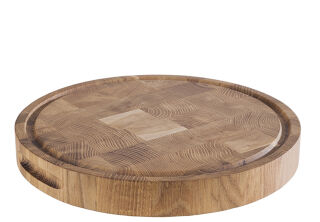APS Planche pour buffet PROFI, diamètre : 230 mm, brun