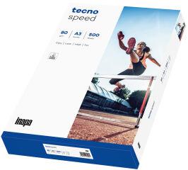 tecno Papier multifonction speed, A3, 80 g/m2, blanc