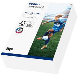 tecno Papier multifonction universal, A5, 80 g/m2