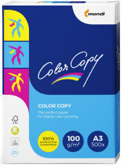 mondi Papier multifonction Color Copy, A3, 250 g/m2, blanc