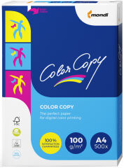 mondi Papier multifonction Color Copy, A4, 250 g/m2, blanc