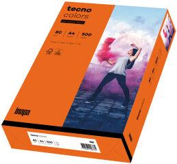 tecno Papier multifonction colors, A4, orange intense