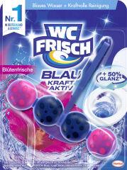 WC Frisch BLAU AKTIV Nettoyant & désodorisant WC Bouquet de