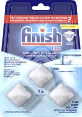 finish Tablettes d'entretien lave-vaisselle, blister de 3
