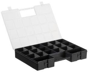 Plast team Boîte d'assortiment LUXOR HOBBY BOX, pétrole